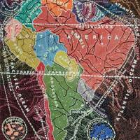 Paula Scher: Selected Work: The Map Series