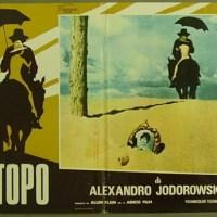 El Topo (1970) Poster Italian Style