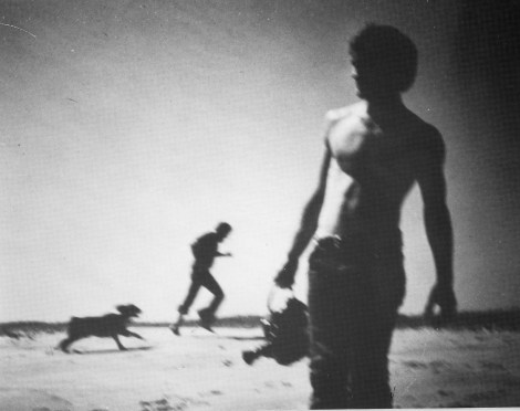 The Road Ended at the Beach, Philip Hoffman, 1983, 16mm