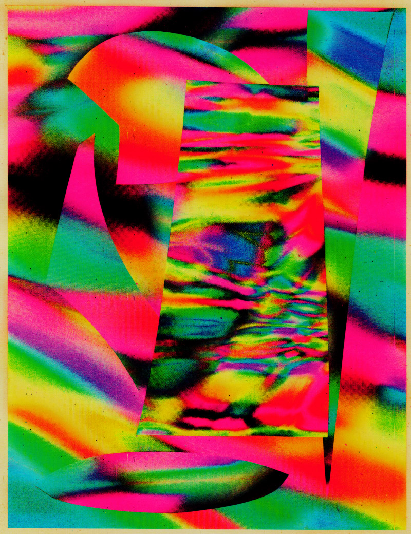 Acid Graphics by Travess Smalley, 2011