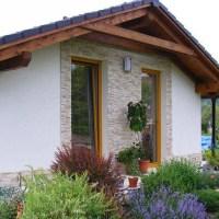 Idei de amenajare a fatadelor pentru case mici si mari