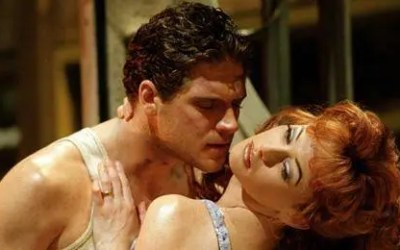"Matthew Bourne's ""The Car Man"""