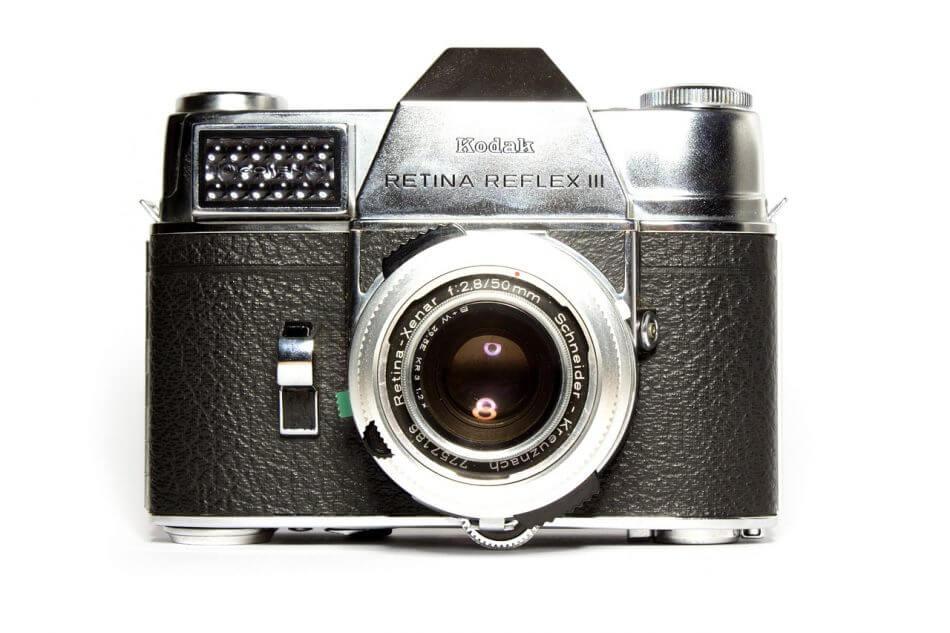 gambar kamera kuno retina refleks 3