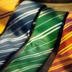 gambar beberapa dasi warna warni, cara memakai dasi