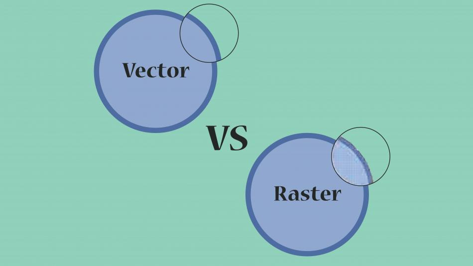 Jadi Gini Perbedaan Gambar Vektor dan Bitmap Plus Tabel dan Contohnya