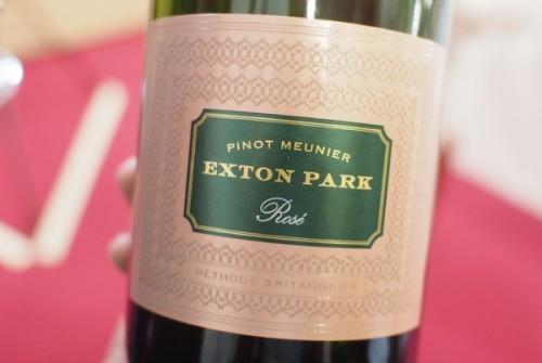 Exton Park Pinot Meunier Rosé