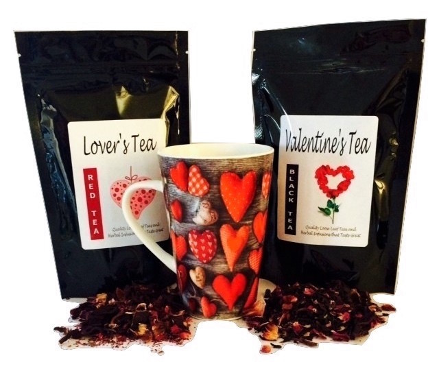 VALENTINE'S TEA – The perfect gift for all tea lovers!