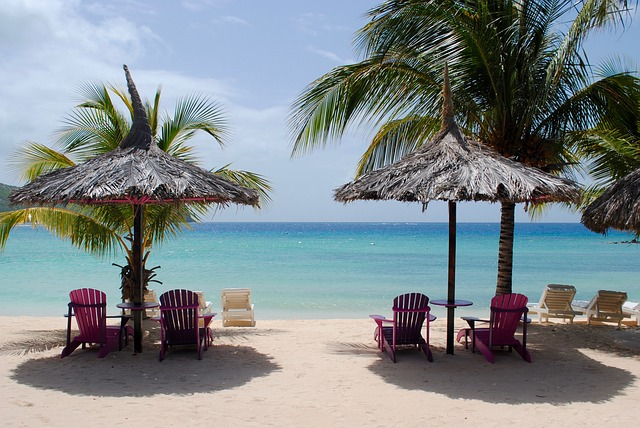 traveling in the Caribbean