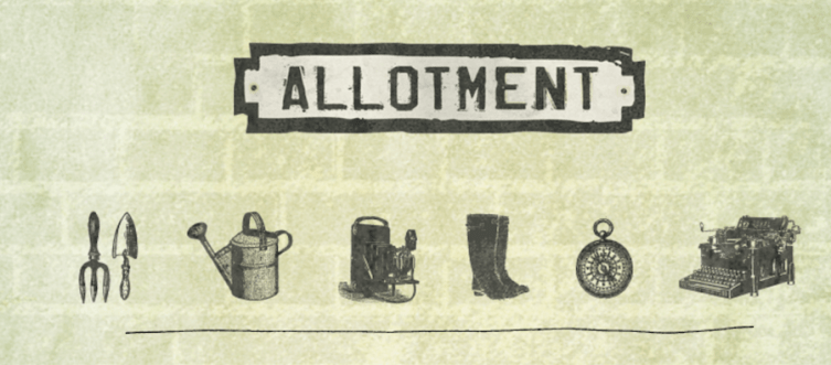 Allotment… With two bars located in Birkdale and Manchester's Northern Quarter