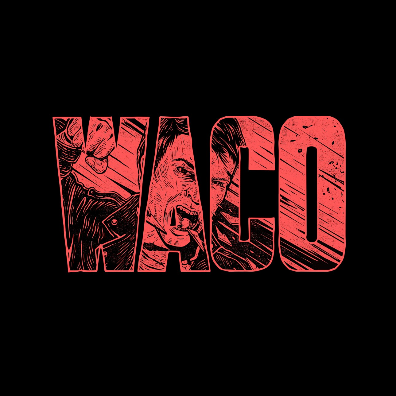 Violent Soho - WACO album art