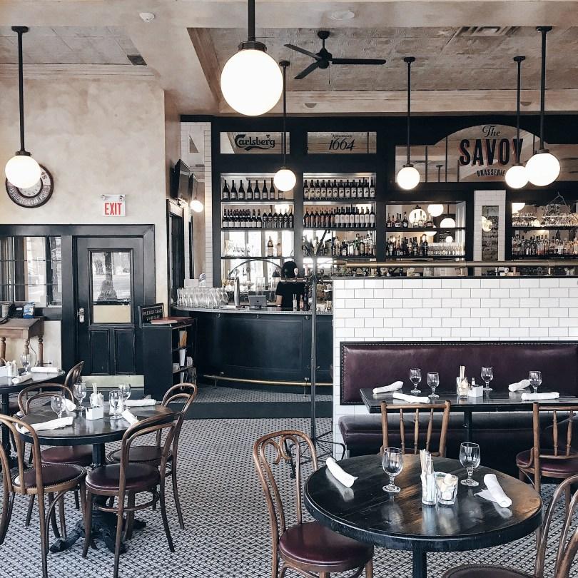Savoy Brasserie Ottawa