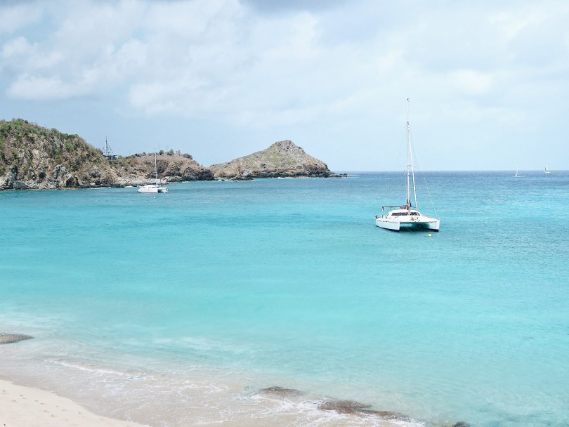Colombier Beach St. Barth