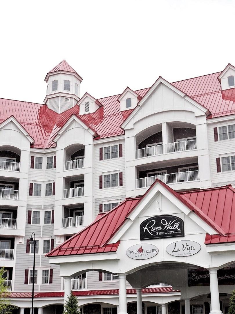 Riverwalk Resort at Loon Mountain