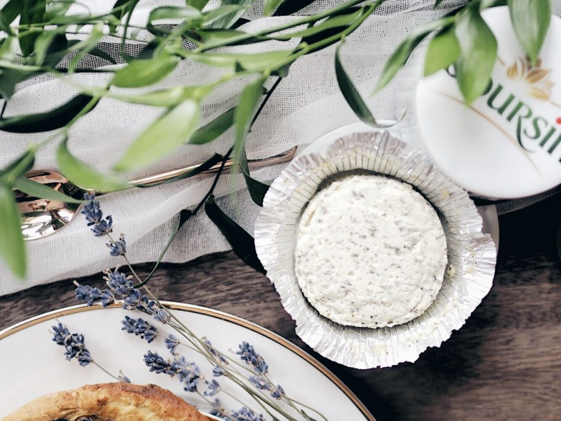 Boursin cheese is the perfect addition to any table setting