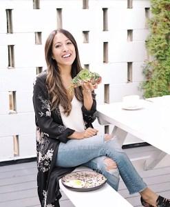 Me with my avocado toast...again