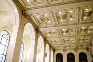 Grand Banking Hall ceiling