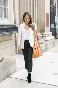 white cape babaton cohen trousers