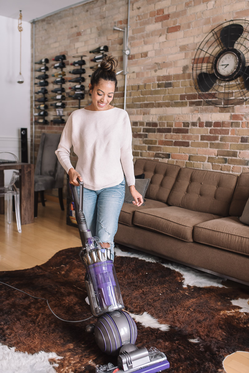 Vacuuming is so much easier now with the Dyson Ball Animal 2