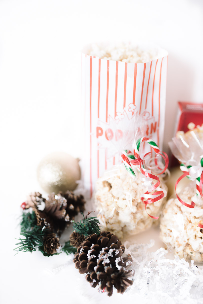 Mexican popcorn as a holiday treat