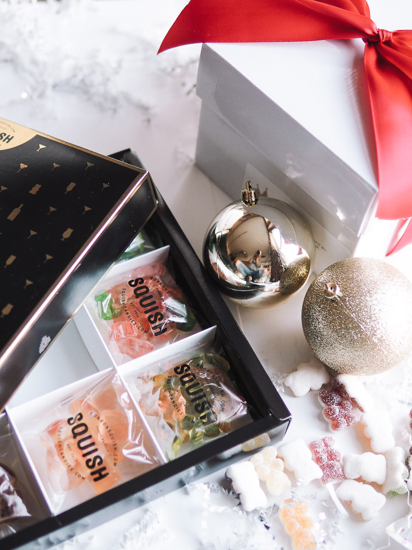 Holiday gift guide present for the hosts