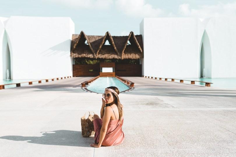 Besos from Riviera Maya