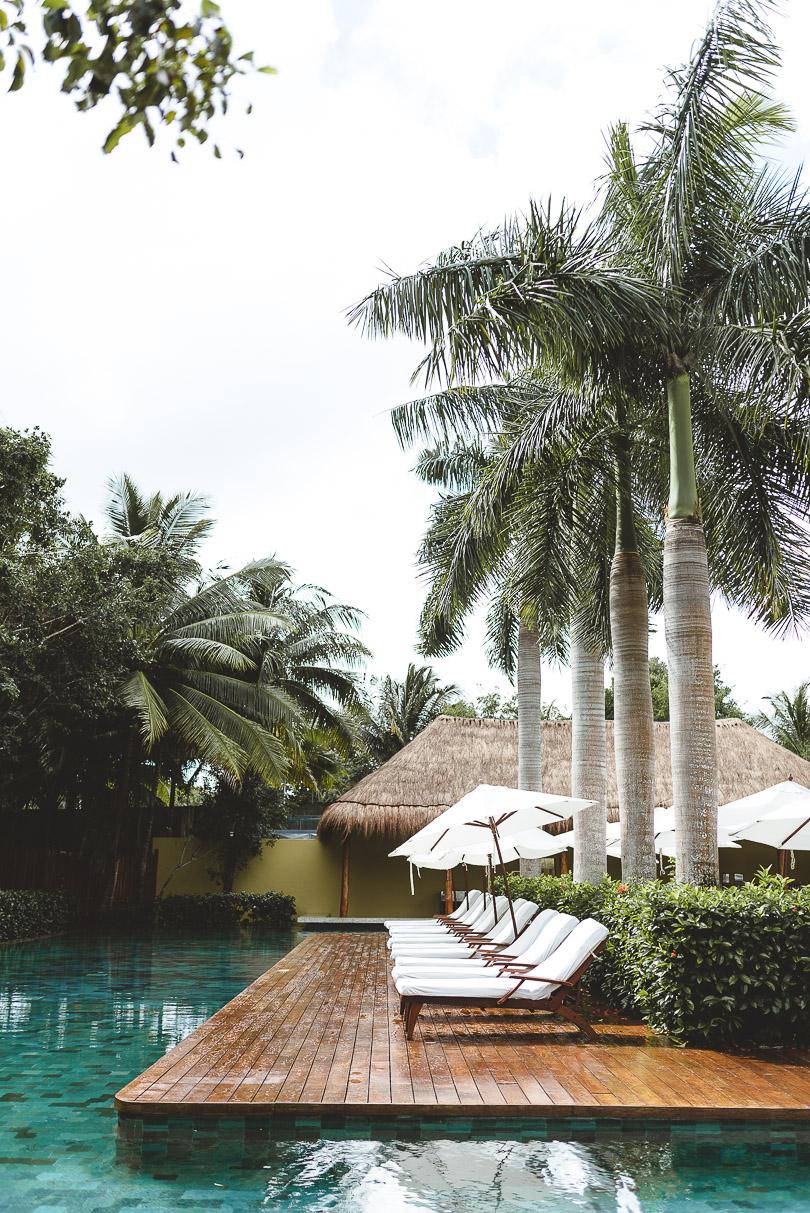 Zen pool