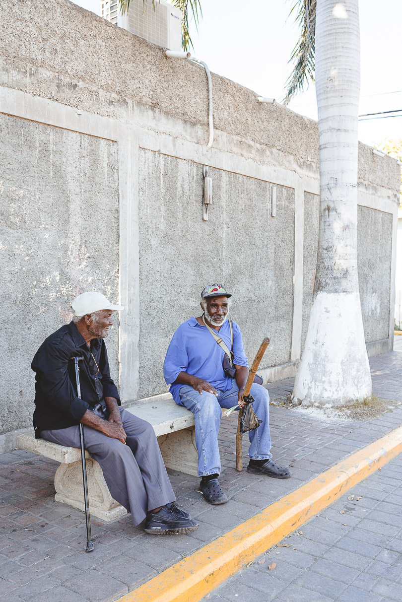 Daily life in Falmouth, Jamaica