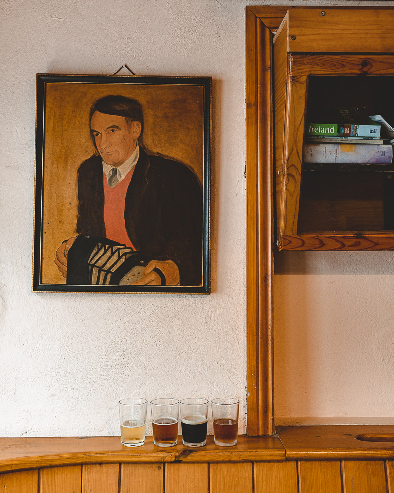 Roadside Tavern in Ireland