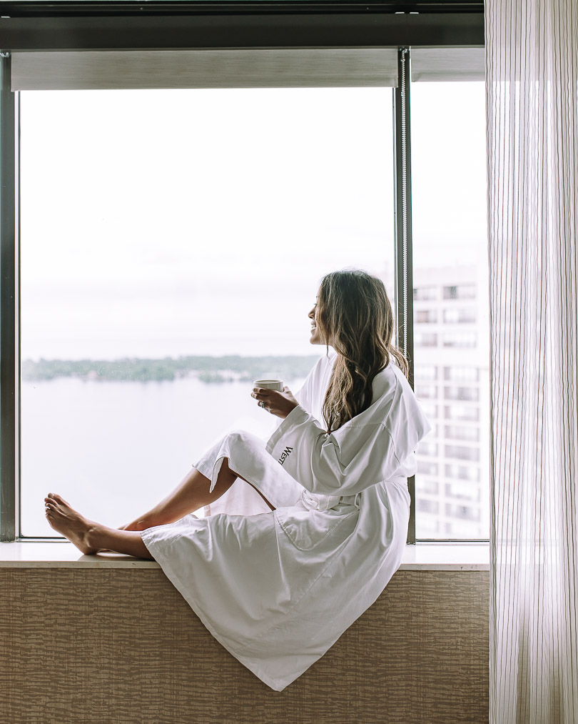 Staycation at the Westin Harbour Castle