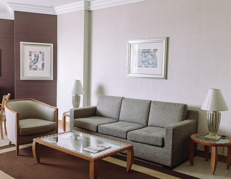 One bedroom suite at Fairmont Dubai