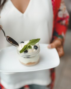 Dessert at MATCH Eatery & Public House