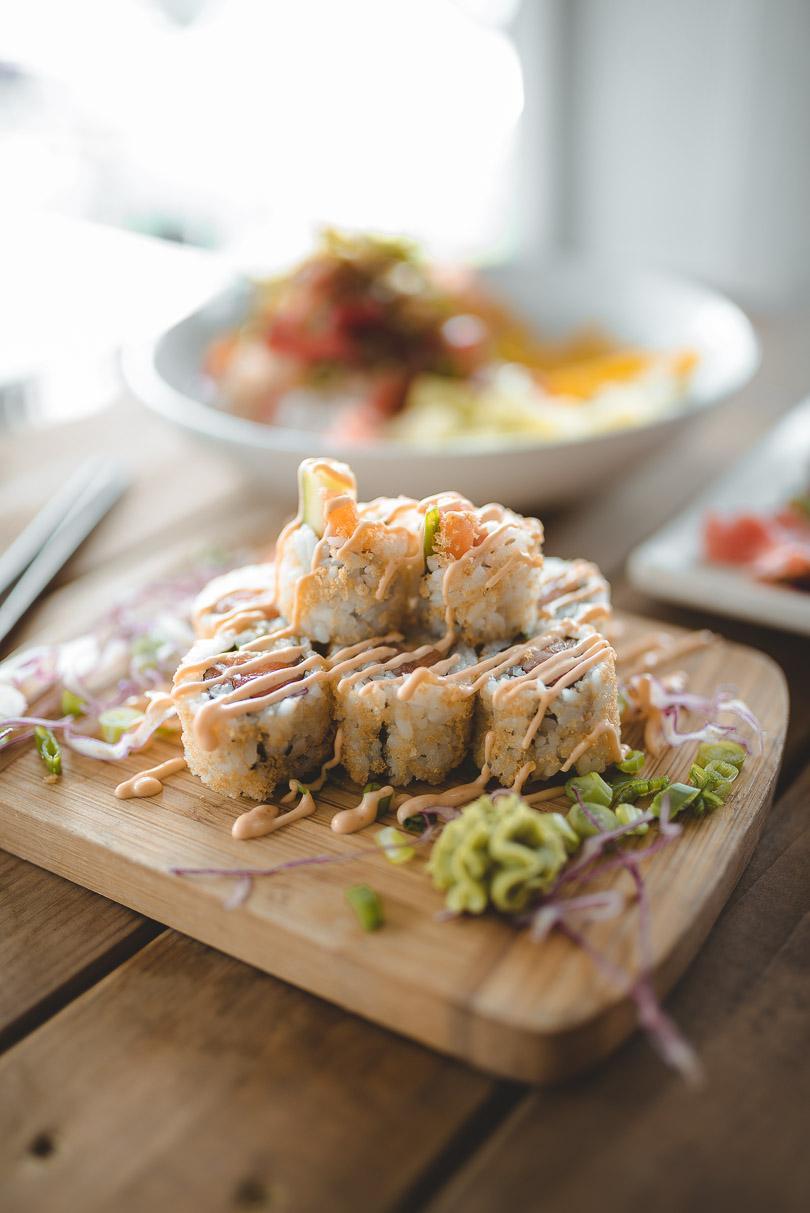 Midori Sushi on Main Street in Grand Bend