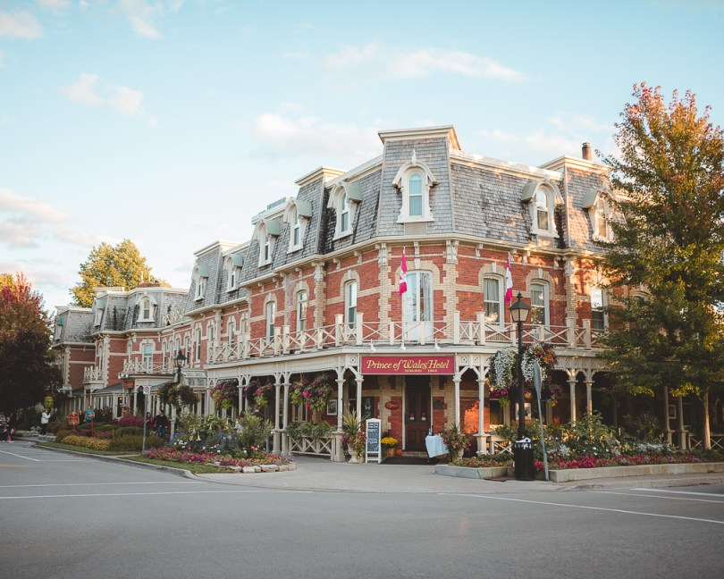 Prince of Wales Hotel Niagara