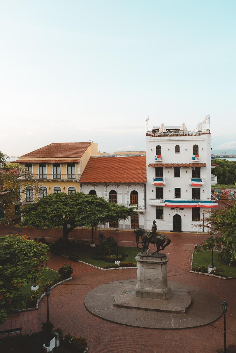 Layover in Panama
