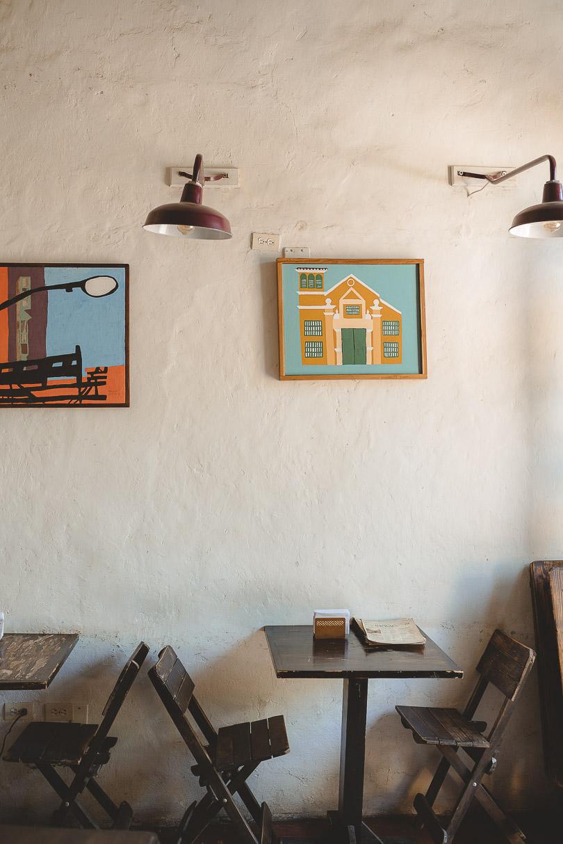 Basilica Pizzeria & Cafe in Getsemani