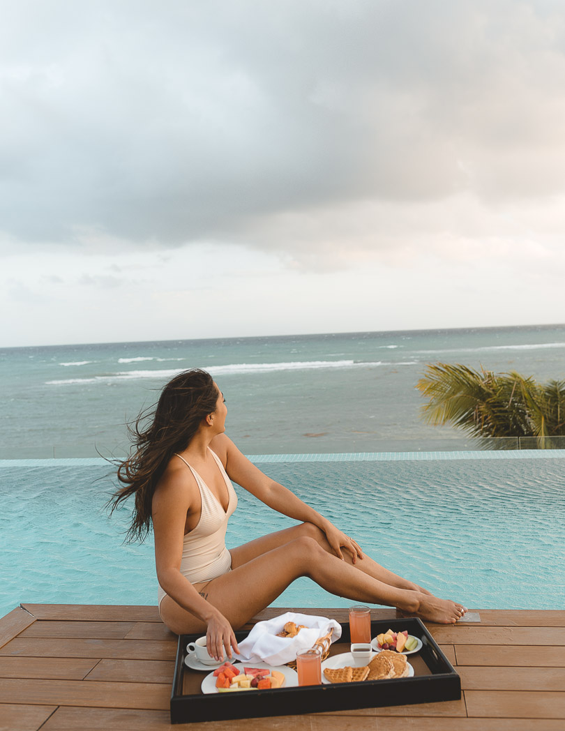 Infinity Pool Excellence Oyster Bay Jamaica