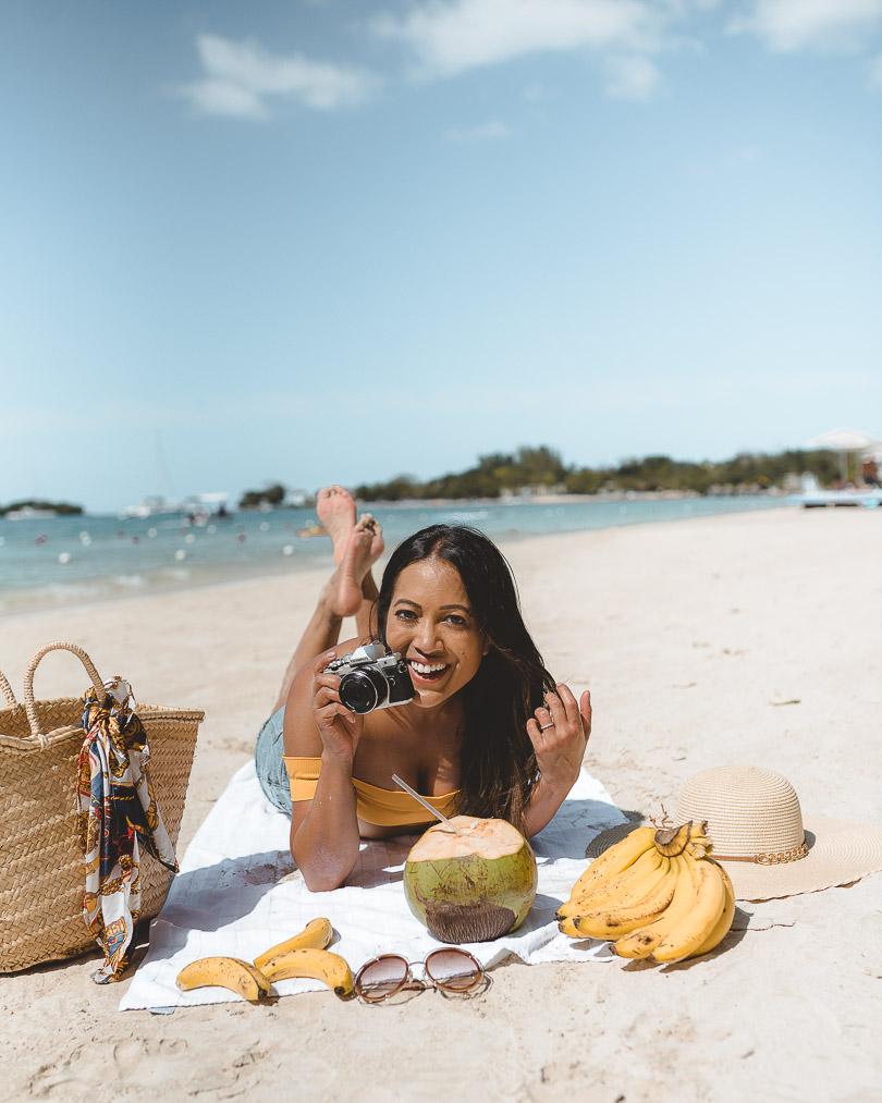 Seven Mile Beach Negril Jamaica