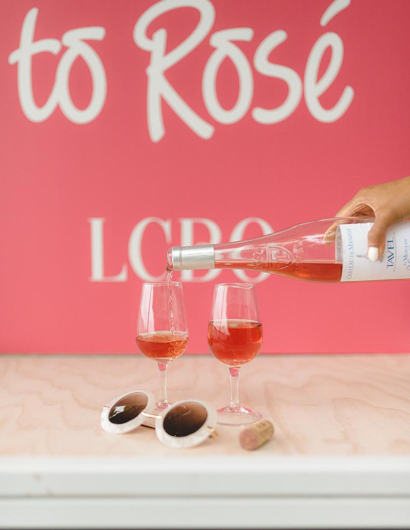 rose picks at the LCBO