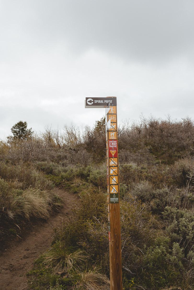 Rim Trail Snowmass