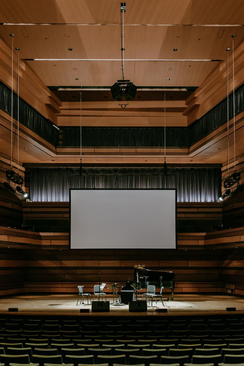 concert hall isabel bader