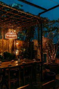 Secret Garden Restaurant in Ho Chi Minh City