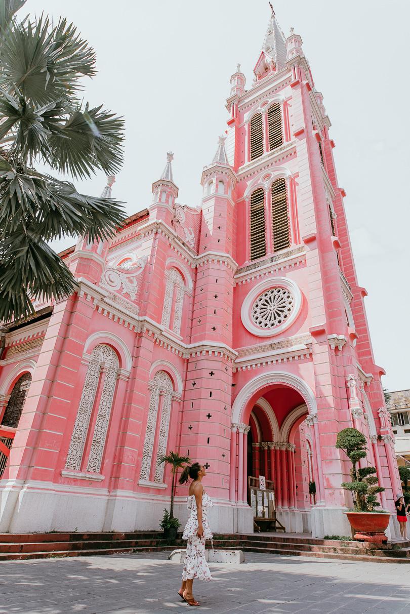 The Pink Church Ho Chi Minh City