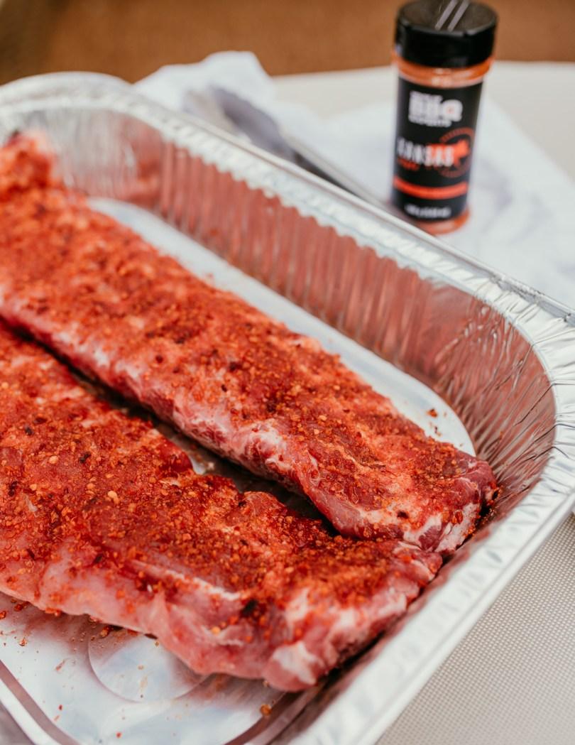 House of BBQ Experts Kansas rub