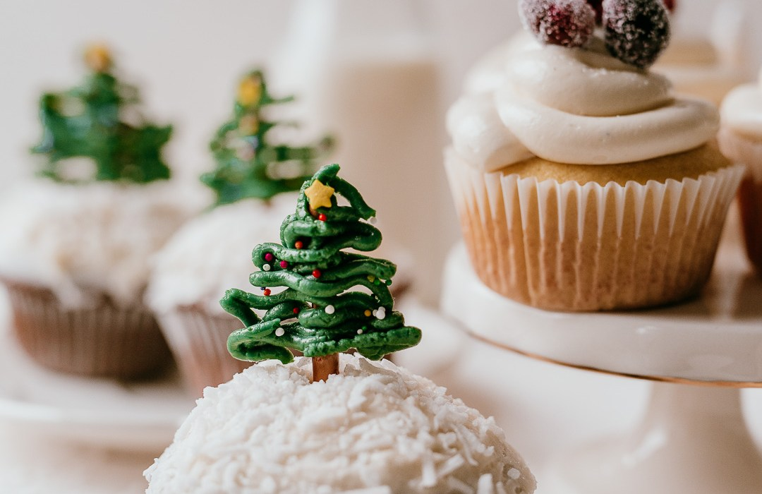 easy holiday cupcake recipes