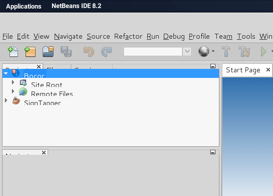 Problems running NetBeans in Fedora - Constantin Orasan's page