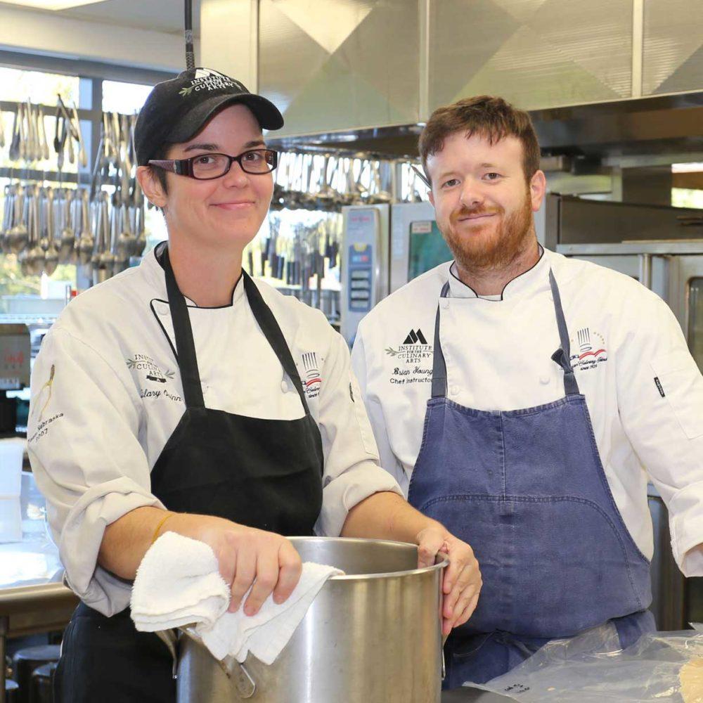 ChefBrian_Hillary_Kitchen