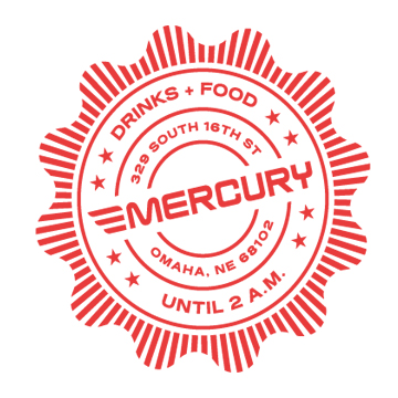 Mercury Drinks + Food