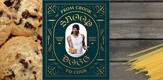 Snoop Dogg Drops a Cookbook 5