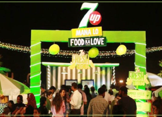 7up Foodies Festival