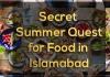 food in islamabad